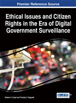 Ethical Issues and Citizen's Rights in the Era of Digital Government Surveillance